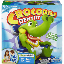 Hasbro - Elefun & Friends Crocodile Dentist Game