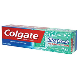 Colgate Tooth Paste Max Fresh clean Mint 100