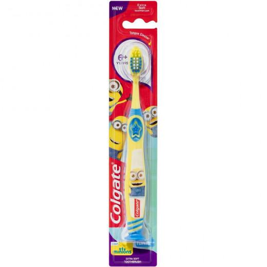 Extra Soft فرشاة اسنان كولجيت أطفال +6