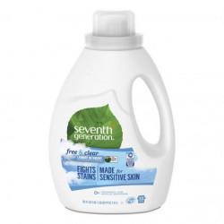 Seventh Generation Natural Laundry 2X Detergent Free & Clear 1.47L