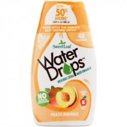 SweetLeaf Water Enhancer Peach Mango Drops 48ml