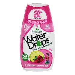 SweetLeaf Water Enhancer Rasberry Lemon Drops 48ml