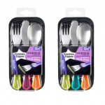 Tommee Tippee First Grown Up Cutlery Set, Assorted
