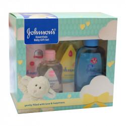 Johnson's Essentials Baby Gift Set