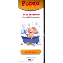 Potato Baby Shampoo (300ml)