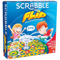 Scrabble Flip - Games Mattel