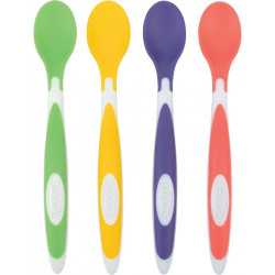Dr. Brown's Soft Tip Spoons 4-pack