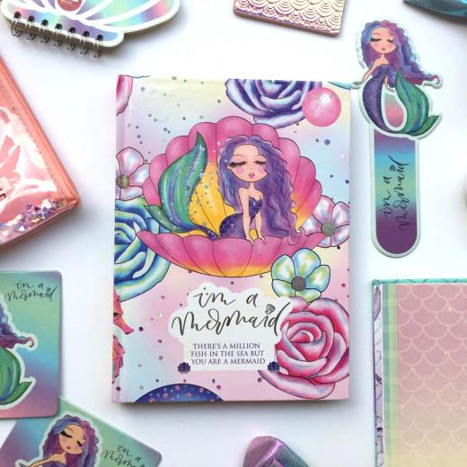 Mofkera -  Mermaid Set Sketchbook Design 1