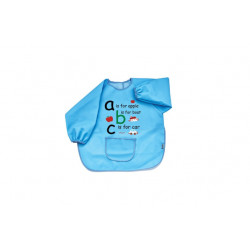 مريلة أطفال من بيبي جيم, أزرق