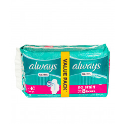 Always Pads Ultra Thin Long 16 pads