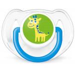 لهايات للاطفال على شكل حيوانات من فيليبس 6-18 شهر، قطعتين ,ازرق