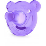 Philips Avent Soothie Shape +3 m, Pink&Purple