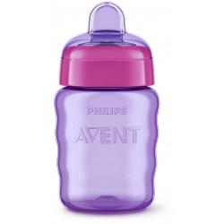 Philips Avent Spout Cup 260 ml, Purple