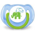 مجموعة هدايا رضاعة مع لهاية بتصميم الفيل من فيليبس افينت ، ولد