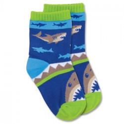 Stephen Joseph Socks  Shark Medium (S20)