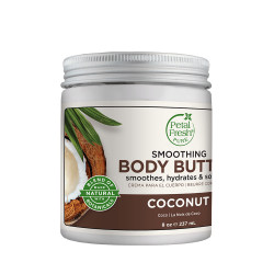 Petal Fresh Coconut Body Butter, Smoothing, 237 ml
