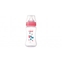 Farlin Feeding Bottle, 270ml, Baby Pink