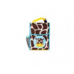 حقيبة الغذاء للاطفال متعددة الالوان من سكيب هوب , بقرة
