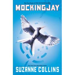 The Hunger Games #3: Mockingjay, 400 pages