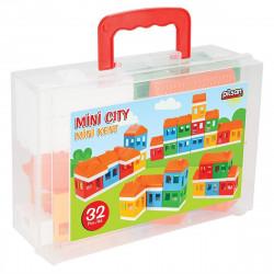Pilsan Mini City 32 Pieces