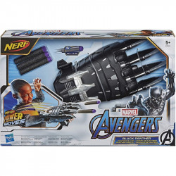 Marvel Nerf Power Moves Avengers Black Panther Power Slash