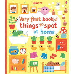 Very First Book of Things to Spot: At Home, 30 pages