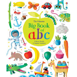 Big Book of ABC, 28 pages