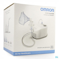 Omron NEC 101 Compressor Nebulizer For Child & Adult