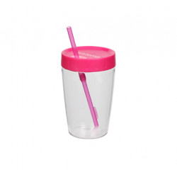 Sistema Tritan Tumbler, 525 ml, Pink