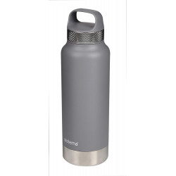 Sistema 1 Liter Stainless Steel - Grey