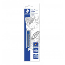 Staedtler Mars Micro Refill Lead 0.5 mm, HB, 40 Leads