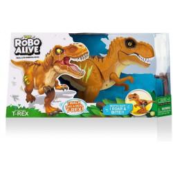 Zuru Robo Alive Dinosaur T-Rex, Brown
