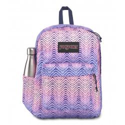 JanSport Plus Backpack, Chevron Fade