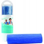 O2COOL ArctiCloth Sport Cooling Towel, Blue