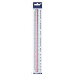 Staedtler Reduction Scale Ruler Size 1:500