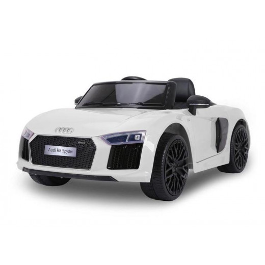 Original Audi R8, White
