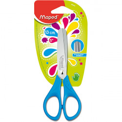 MAPED START SCISSORS, 13CM, blue