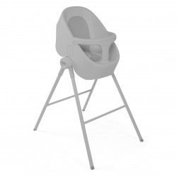 Chicco Bath Seat Bubble Nest, Grey