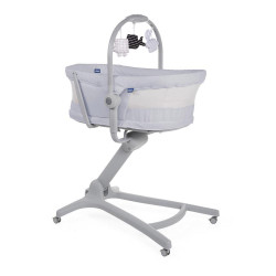 Chicco Baby highchair Baby Hug Air 4 in 1 Light gray