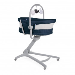 Chicco Baby Highchair Baby Hug Air 4 In 1 Dark Blue