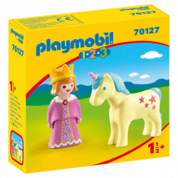 Playmobil Princess With Unicorn For Children