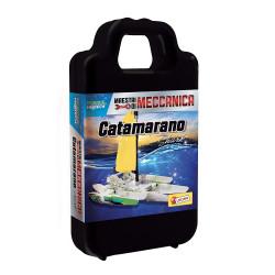 Lisciani Science Games Hi Tech Masters Of Catamaran Mechanics, Multicoloured
