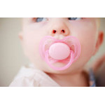Tommee Tippee Closer To Nature Silicone Pacifier - Pink 9-18 m
