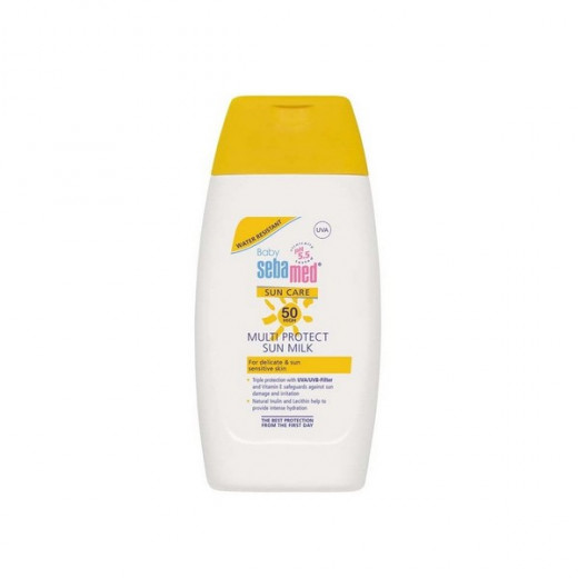 Sebamed Baby Sun Care Multi Protect Sun Milk 200 ml