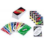 Mattel - Uno - Juego De Cartas Uk Import