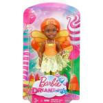 Barbie Dreamtopia Small Fairy Doll - Citrus
