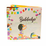 Babbelyo Interactive Educational Book to Encourage the Child to Help, 4-10 Years Old