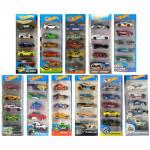 Hot Wheels 5 Car Gift Pack - 1 Pack - Assortment - Random Selection
