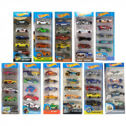 Hot Wheels 5 Car Gift Pack - 1 Pack - Assortment - Random Selection