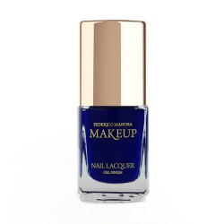 Federico Mahora - Nail Lacquer Gel Finish Ocean In The Sun